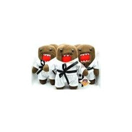 "Domo Kun Karate 11"" Plush Toy"