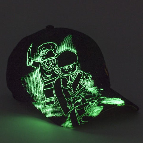 Lego Harry Potter Glow in the Dark Boys Adjustable Baseball Cap