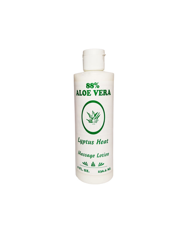 Aloe Vera Lyptus Heat Massage Lotion