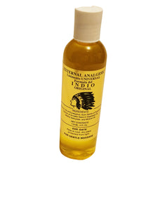 Indio Oil Liniment 4oz