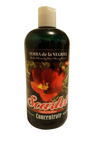 Scarlet Globemallow YERBA DE NEGRITA Concentrate & Hair Gel