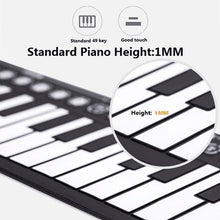 Load image into Gallery viewer, Best gift - hand roll portable piano(buy 2 get 10% off)