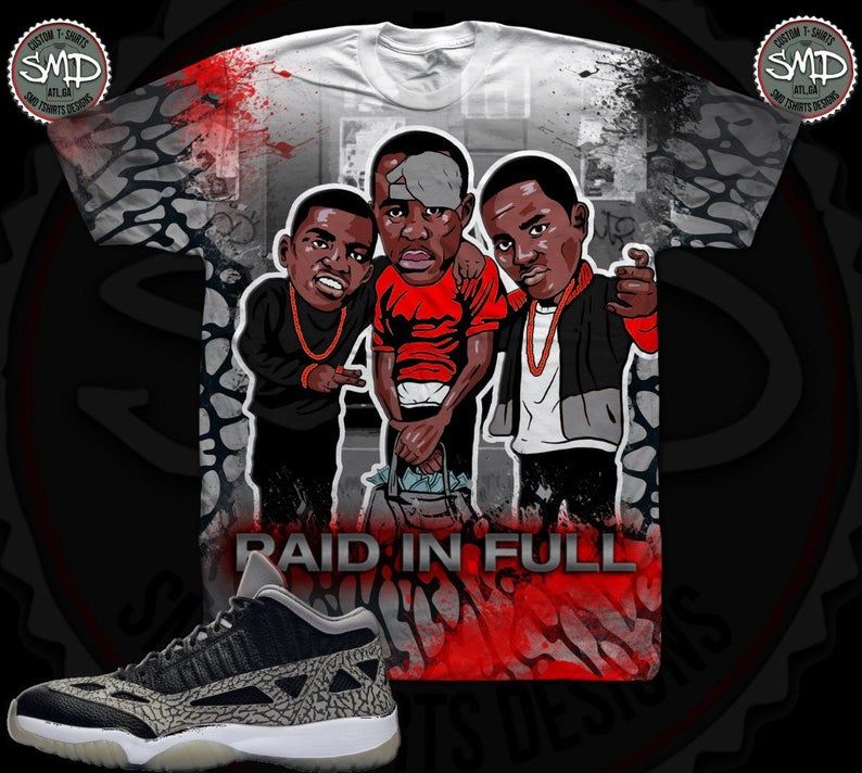 Paid in Full Shirt