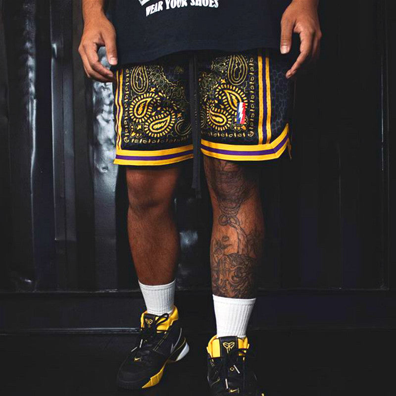 TWENTY FOUREVER SWINGMAN SHORTS