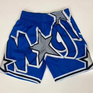 MITCHELL & NESS- MESH TEAM SHORTS