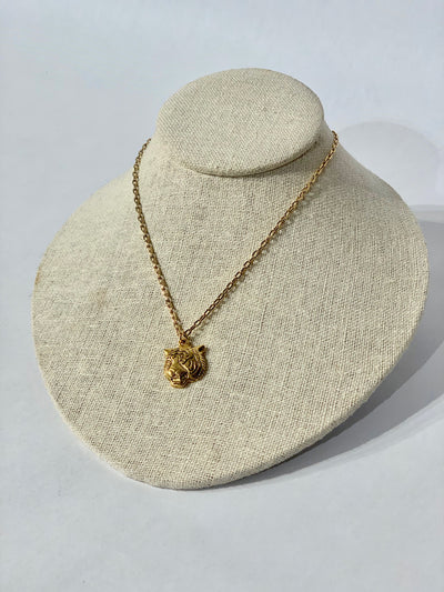 Necklace, Yochi Lion - Danshire Market and Design