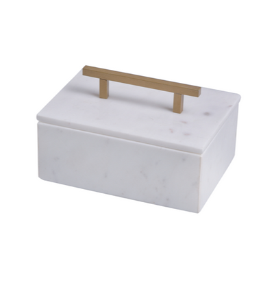 Jewelry Box, Marble - Danshire Market and Design
