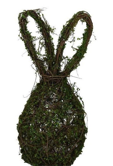 "Bunny, Grapevine, 16""H - Danshire Market and Design"