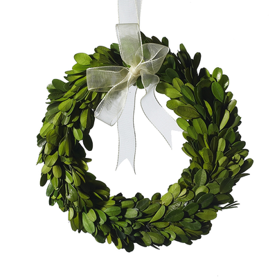 Wreath, Boxwood, Mini, 7.5 - Danshire Market and Design