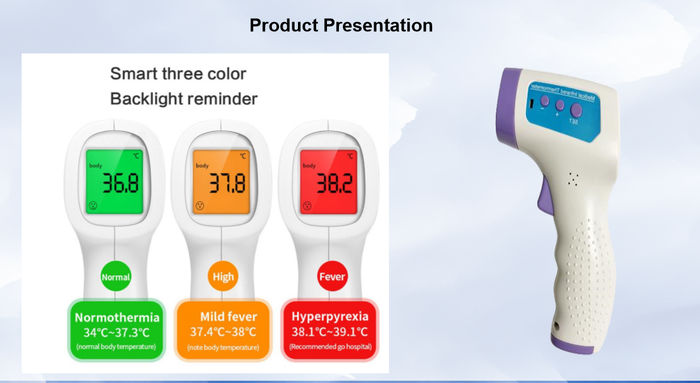 Infrared Thermomether