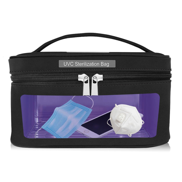 Multi-function UVC Sterilization Bag(Black)