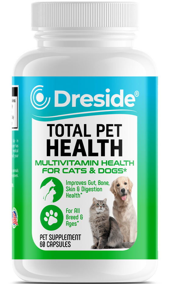 Total Pet Health - Multivitamin for Cats & Dogs
