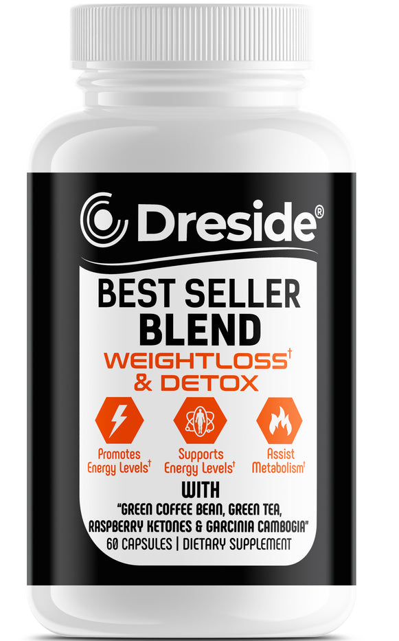 Best Seller BLEND - Weightloss & Detox