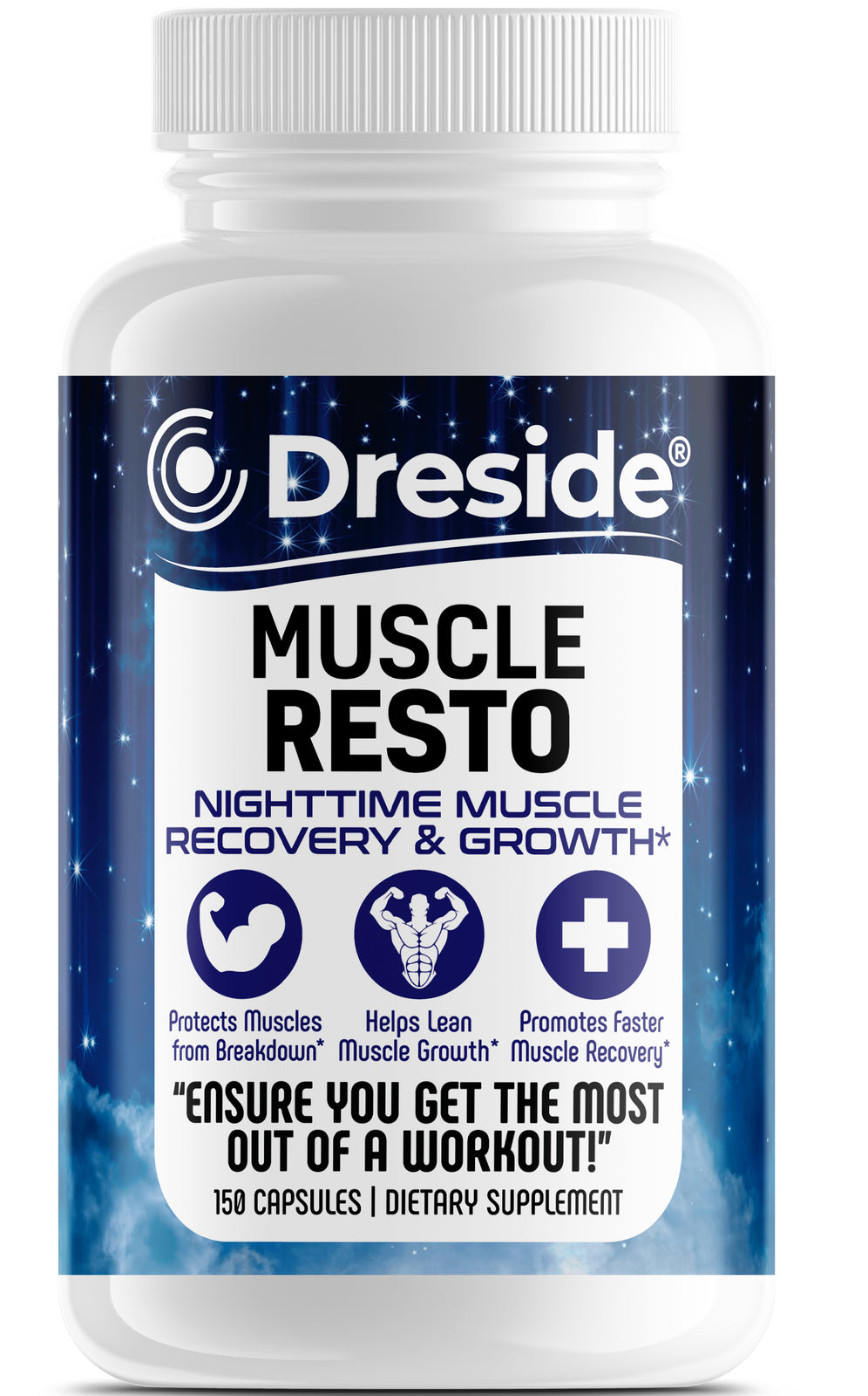 Muscle Resto - Nighttime Recovery and Growth