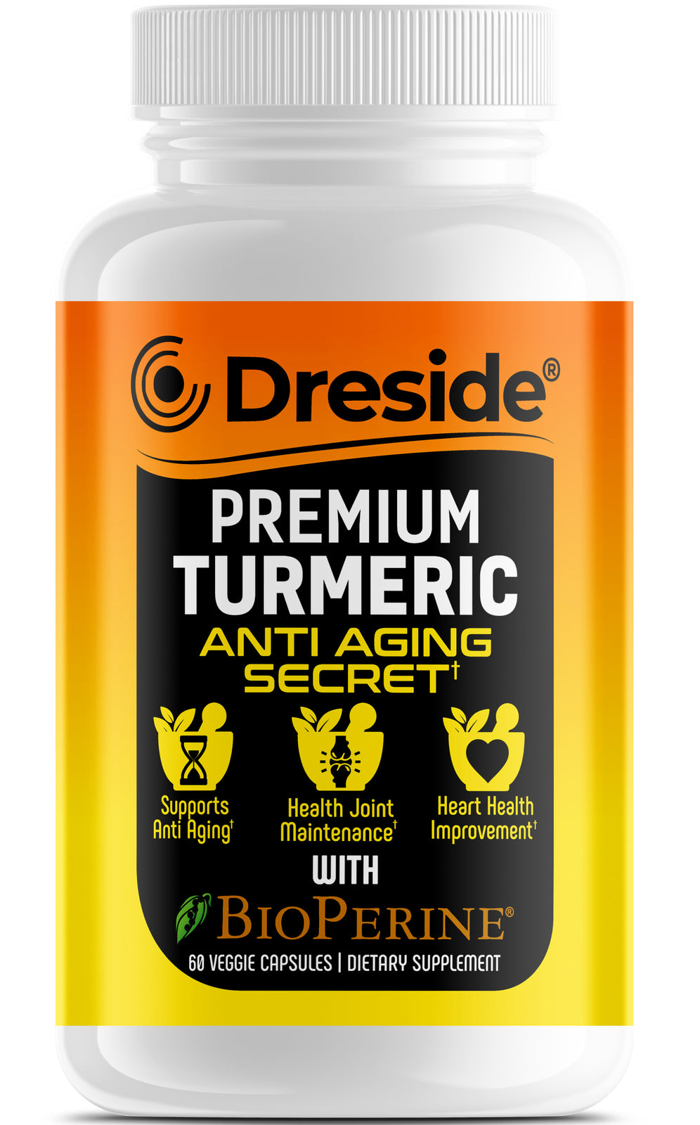 Premium Turmeric Antiaging Secret