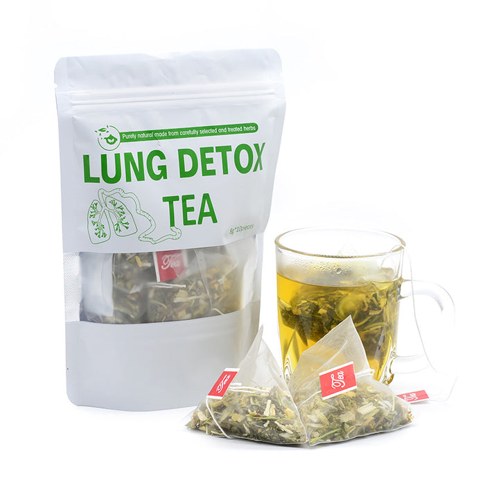 Lung Detox Tea - Powerful Lung Detox Program
