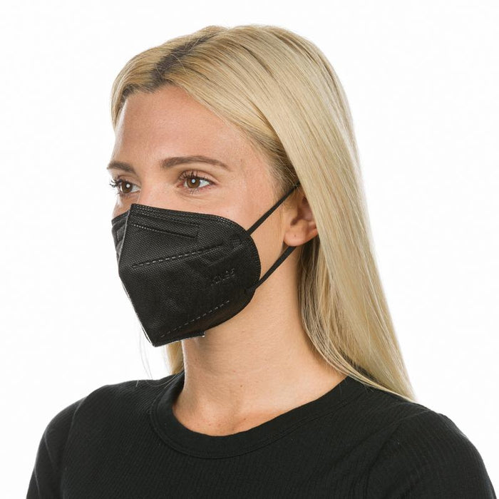 KN95 Black Edition Mask (High Quality with FDA)