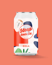 Load image into Gallery viewer, Steep Soda Cola