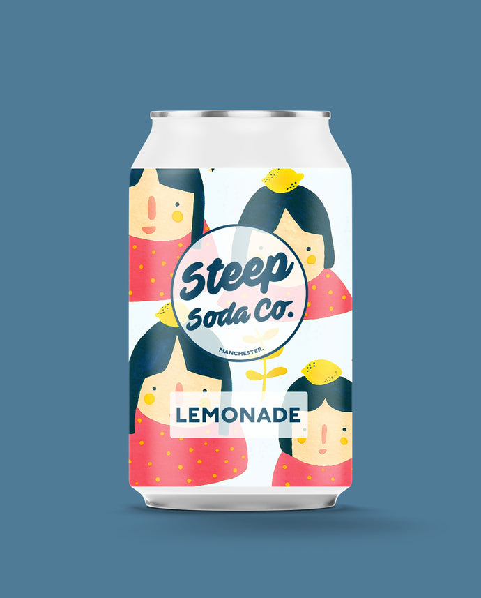 Lemonade - 4x330ml