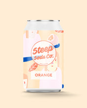 Load image into Gallery viewer, Orange - 4x330ml