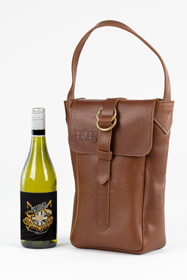 Wine Carrier - Whiskey