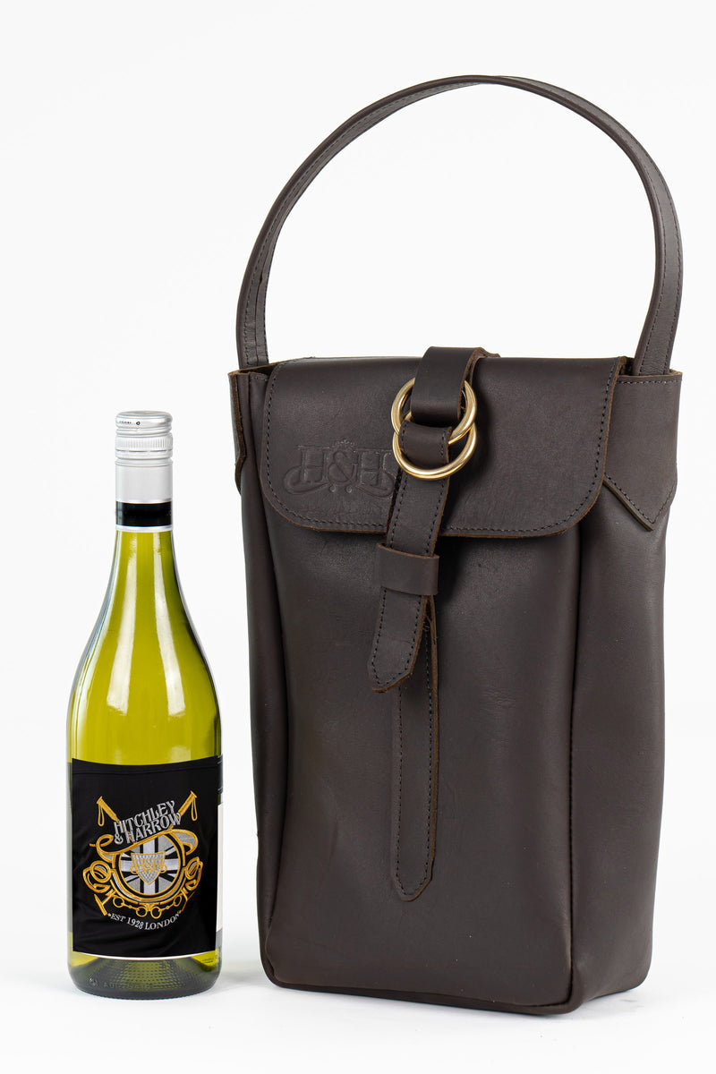 Wine Carrier - Mocca