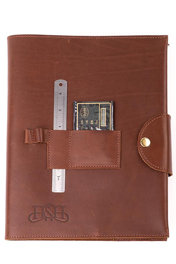 Log Book Cover - Whisky