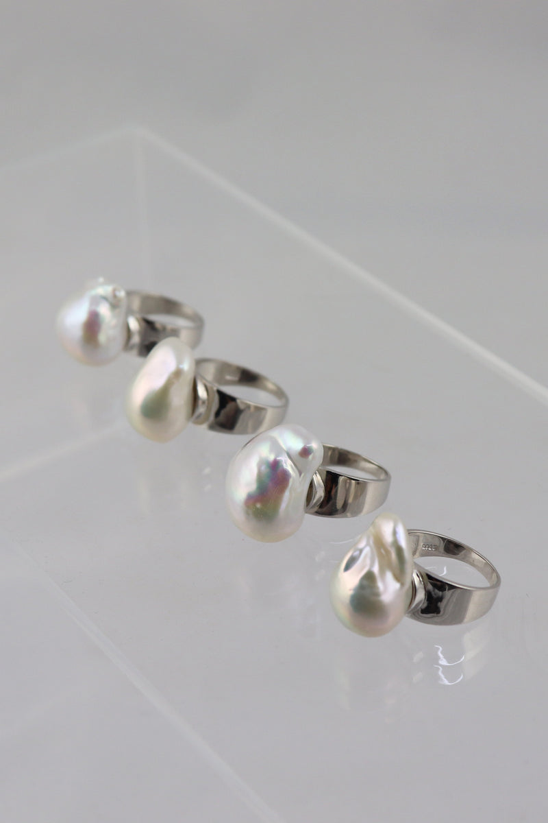 P36 Pearl Ring