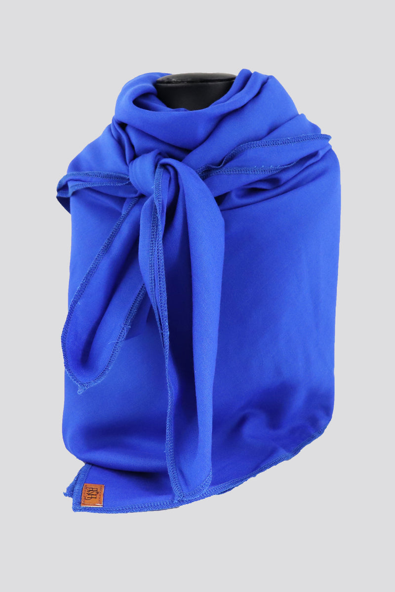 S1 Royal Blue Scarf