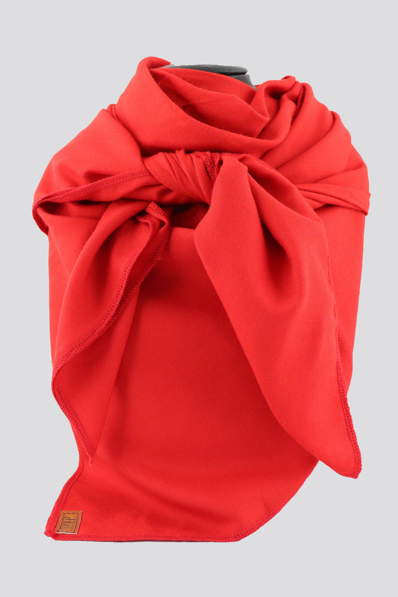 S3 Red Scarf