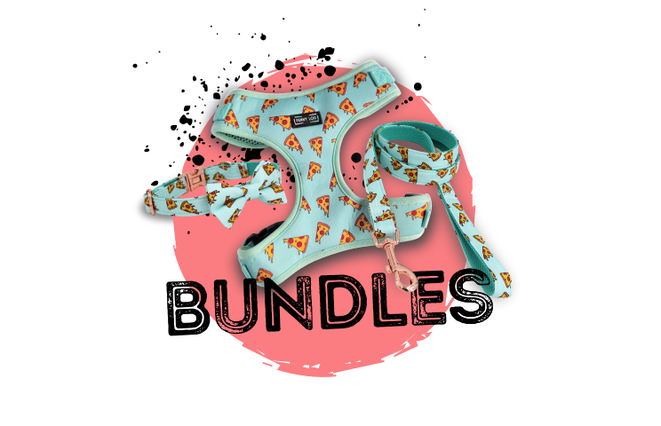 Penny Lou UK - Funky Dog Collars, Leads and Accessories | Bundle Collection