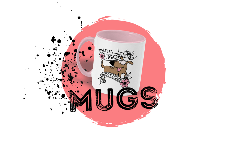 Penny Lou UK - Funky Dog Collars, Leads and Accessories   Mug Collection
