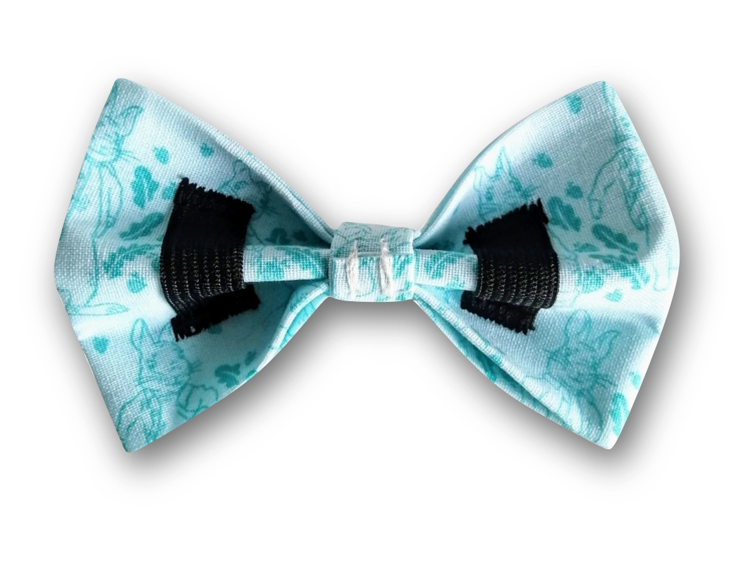Penny Lou UK - Funky Dog Collars, Leads and Accessories   Peter Rabbit Bowtie for Dog Collars