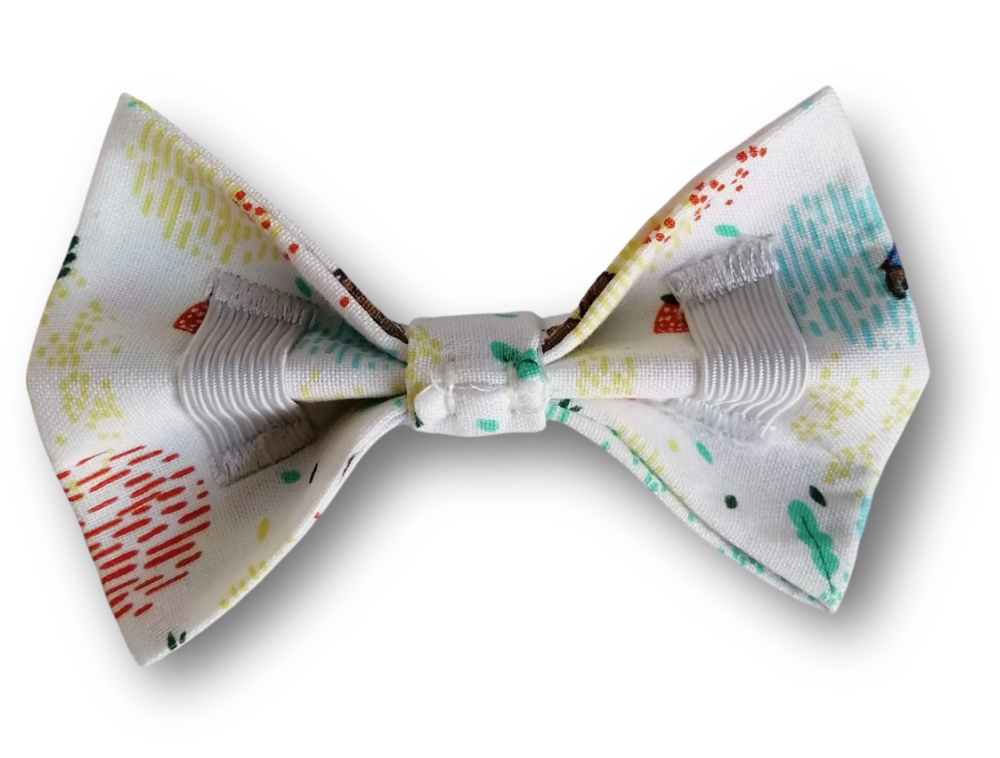 Penny Lou UK - Funky Dog Collars, Leads and Accessories   Peter Rabbit Print Bowtie for Dog Collars