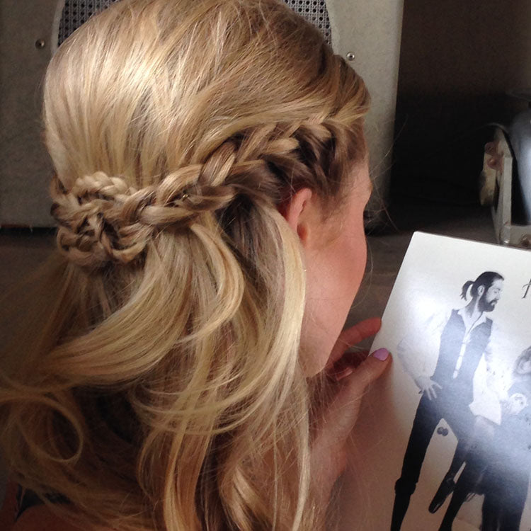 How To Create Bohemian Braids