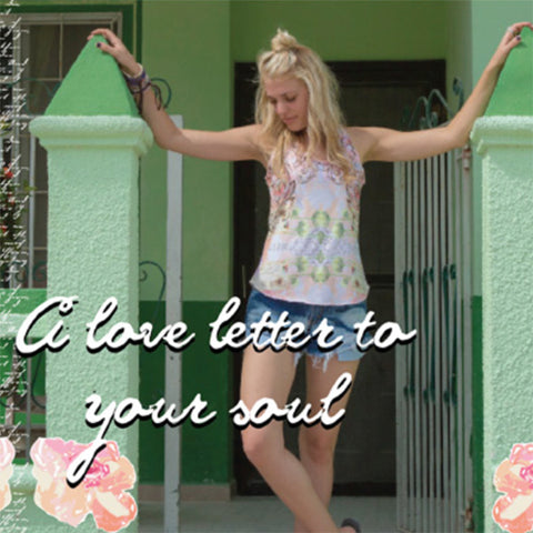 Wear the message behind Love Letters Collection