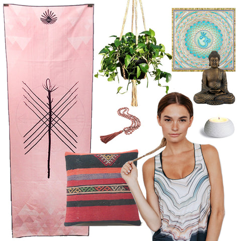 What you need to make your home the best place to do yoga
