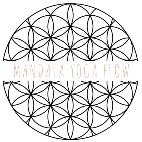Experience wholeness with a Mandala Yoga Flow