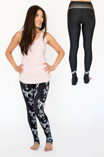 Illusion Reversible Leggings