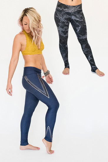 Rock Solid Reversible Legging