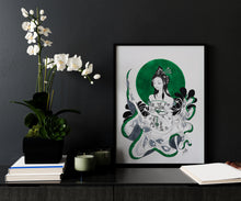 Charger l'image dans la galerie, Green Geisha forex by Kudnalla