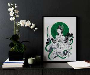 Green Geisha forex by Kudnalla