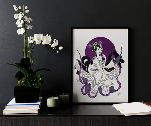Purple Geisha forex by Kudnalla