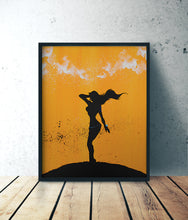 Charger l'image dans la galerie, One Piece Nami acrylic forex by Kudnalla