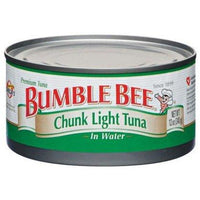 Bumble chunk light tuna in water 5oz (4769213513865)