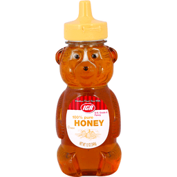 IGA HONEY CLOVER BEAR 12 oz (4779992416393)