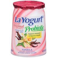La yogurt vanilla 6oz (4769208139913)