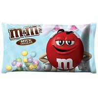 M&M Milk choco peanut easter bag