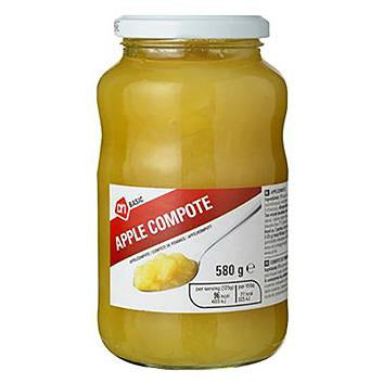 AH Basic Apple Compote 570 gr