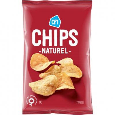 AH Chips Natural 250 gr